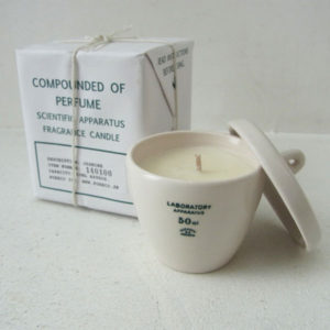 SCIENTIFIC CANDLE Room Flegrance aroma candle  pu_pu0001_b