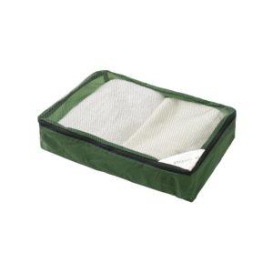 抗菌消臭機能付きパッキングバッグ オーガナイズポーチ Vagrant FL-1557