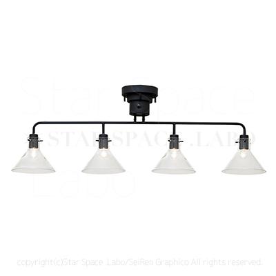 Horatio 4 ホラティオ4 シーリングライト 天井照明 シンプル img2