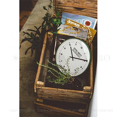 Central Time セントラル タイム WALL CLOCK 壁掛け時計 電波時計 img3_thumb