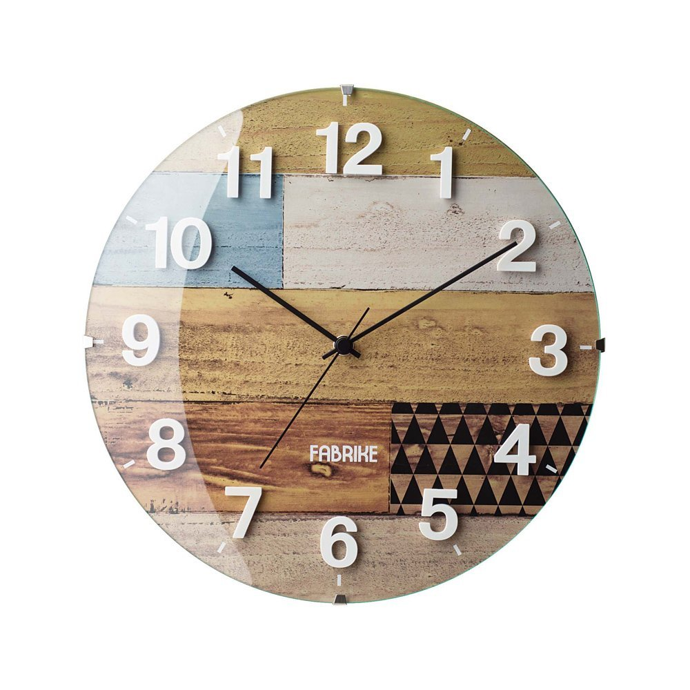 Clifden クリフデン WALL CLOCK 壁掛け時計 電波時計 img2