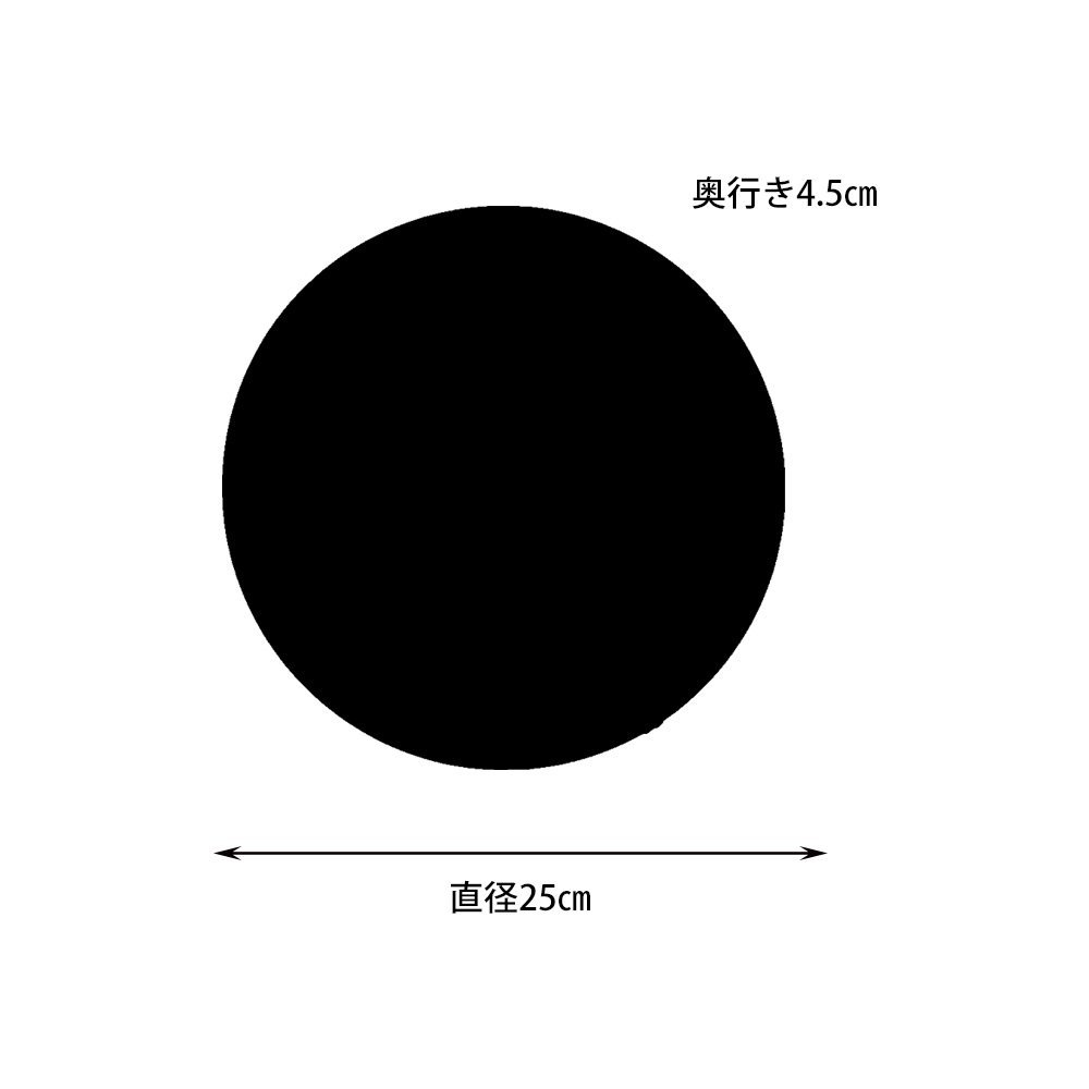 Norsjo ノルシェ WALL CLOCK 壁掛け時計 電波時計 img3_thumb