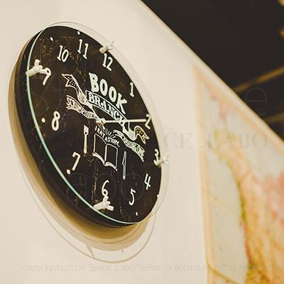 Holiday Clock ホリデークロック 壁掛け時計 スイープムーブメント img2