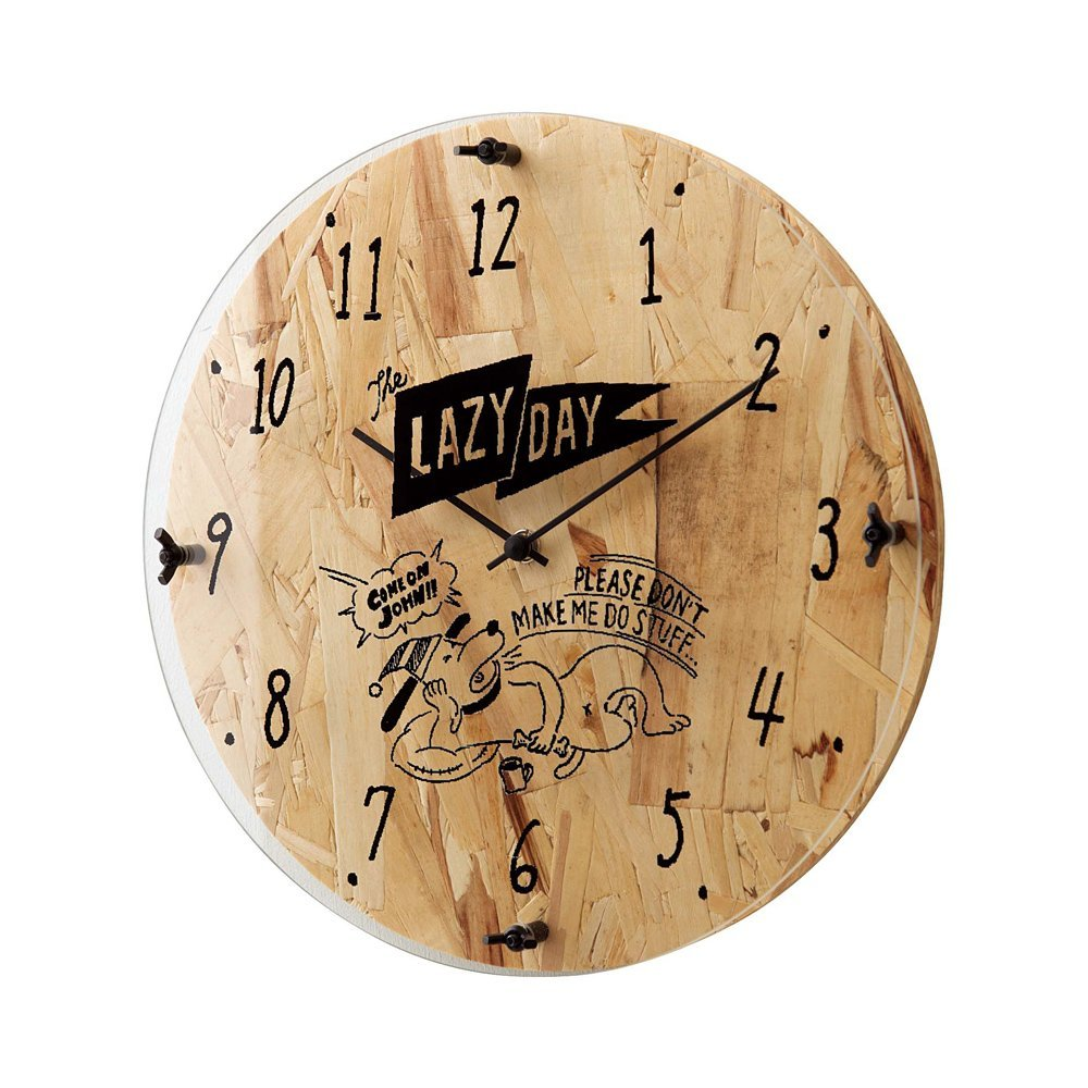 Holiday Clock ホリデークロック 壁掛け時計 スイープムーブメント img3_thumb