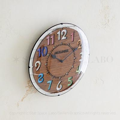 FORLI フォルリ WALLCLOCK 壁掛け時計 電波掛け時計 img2