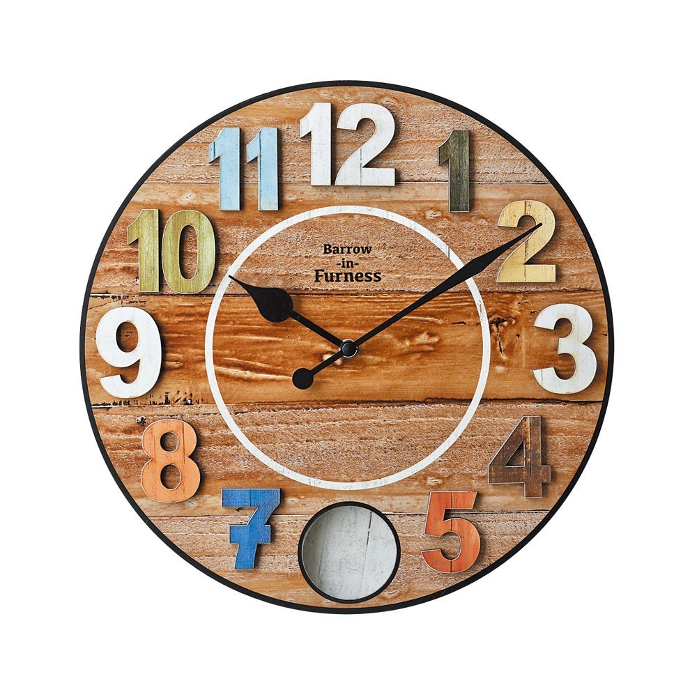 Bergo ベルゴ WALL CLOCK 壁掛け時計 振り子時計 img3_thumb
