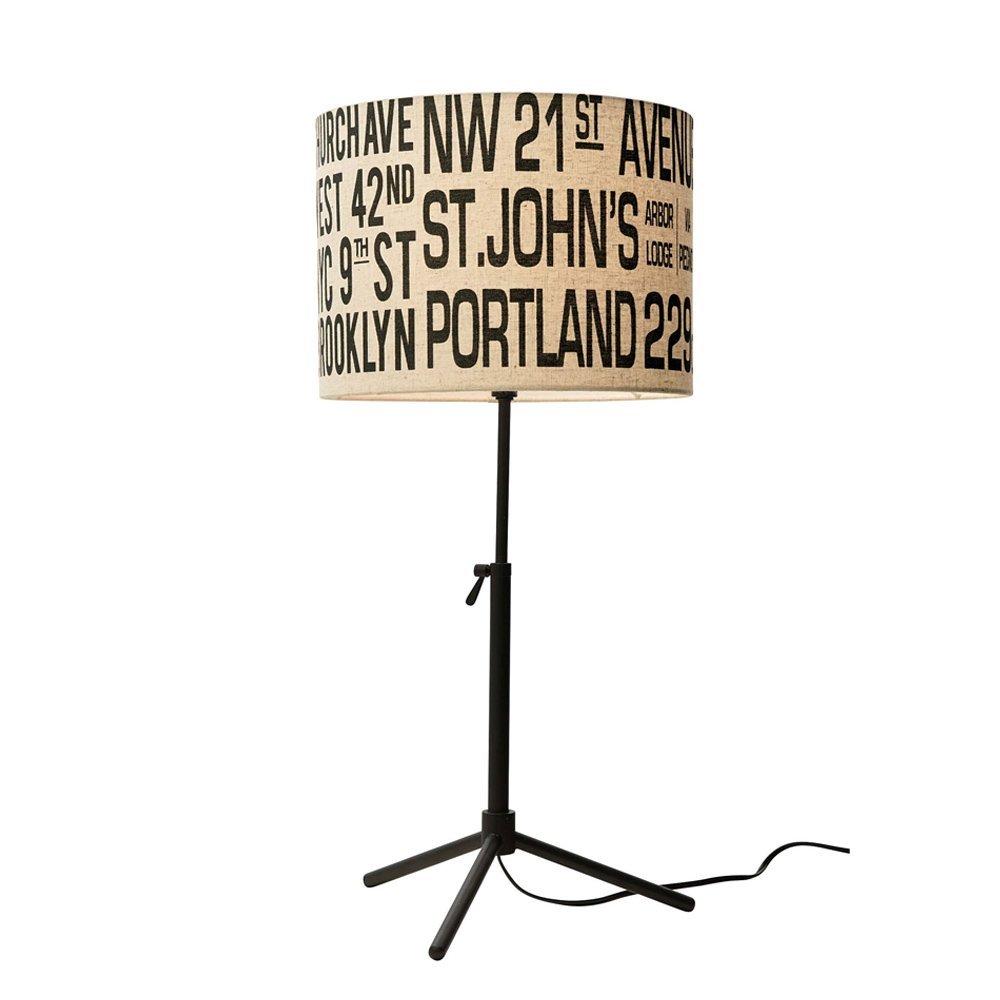 Bus Roll Table Lamp バスロール テーブルライト デスクライト img8_thumb