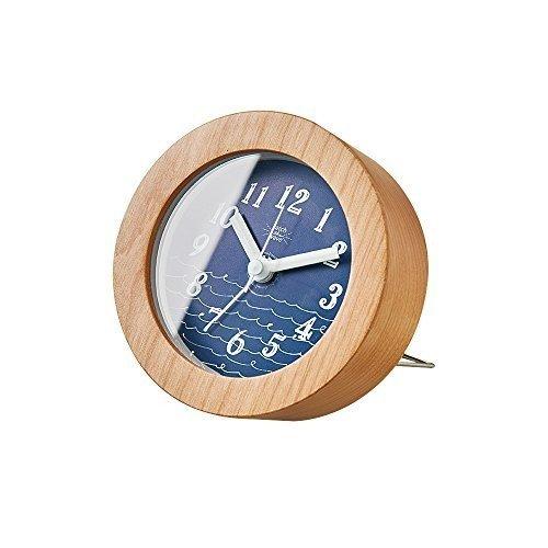 CL-2963 Billow ビロー TABLE CLOCK 置き時計 目覚まし時計
