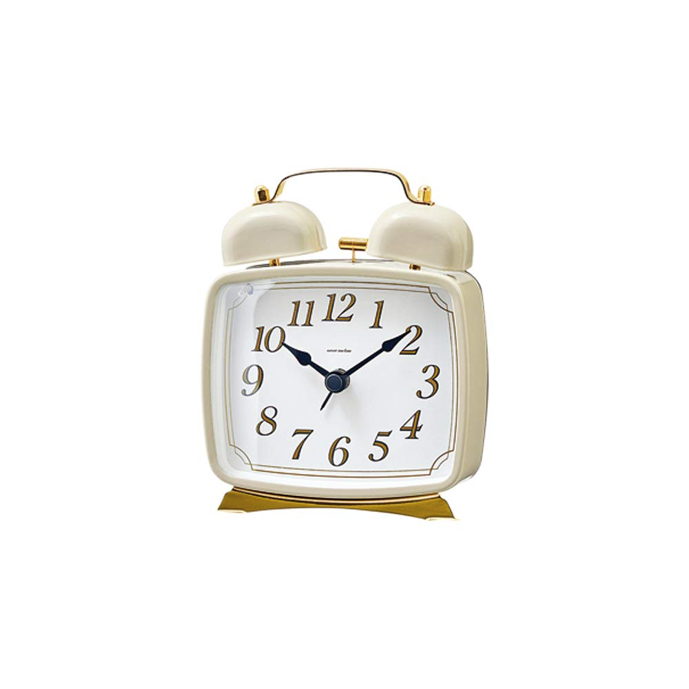 CL-3715 Lectora レクトラ  TABLE CLOCK 置き時計 目覚まし時計